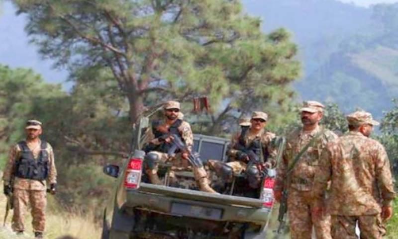 سیکورٹی فورسز کی کارروائی،شہریار محسود گروپ کا کمانڈر ہلاک