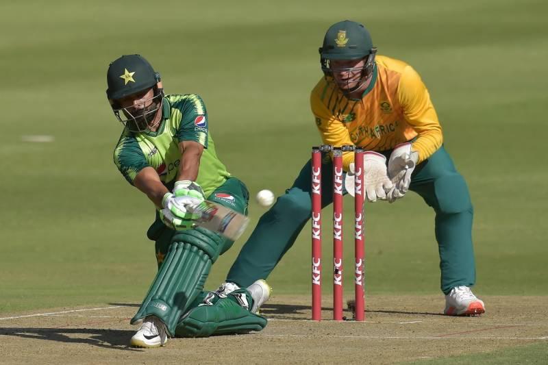 پاکستان اور جنوبی افریقا کے درمیان تیسرا ٹی ٹوئنٹی کل کھیلا جائے گا