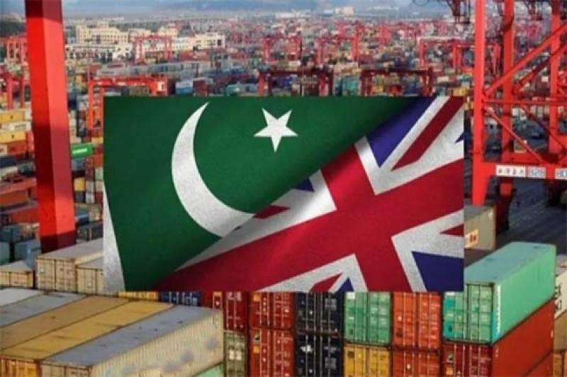 برطانیہ کو پاکستانی برآمدات میں 14 فیصد سے زائد اضافہ