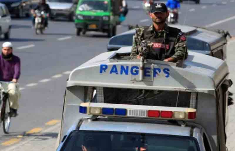 لاہور کے 16 اہم مقامات پر رینجرز تعینات کرنے کا حکم، فوج سٹینڈ بائی