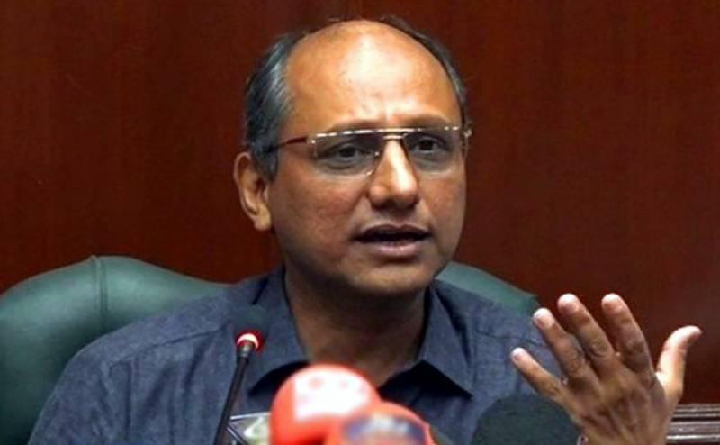 سعید غنی سے وزارت تعلیم کا قلمدان واپس لئے جانے کا امکان