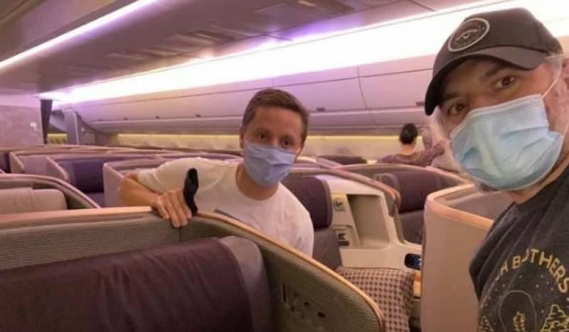 کورونا کا بحران ، دنیا کی طویل ترین پرواز میں صرف 11 مسافر