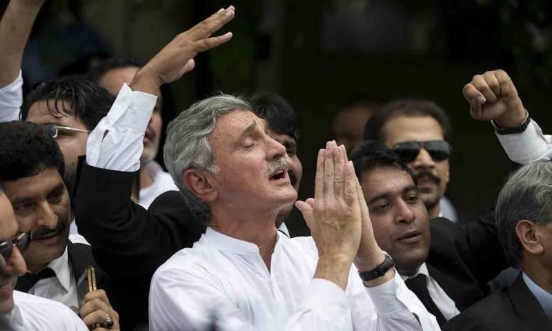 جہانگیر ترین نے ایف آئی اے کو آٹھ سوالوں کے جوابات جمع کرا دئیے