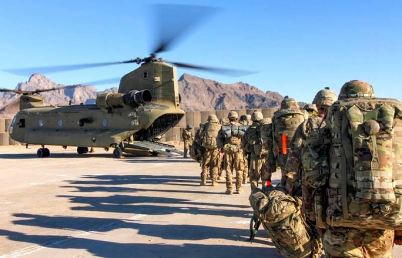 امریکی فوجی 11 ستمبر تک افغانستان سے چلے جائیں گے