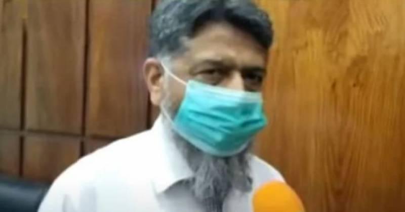 گوجرانوالہ ہسپتال کے ایم ایس نے احتجاجی مظاہرین کے تشدد کے باوجود آکسیجن ہسپتال پہنچادی