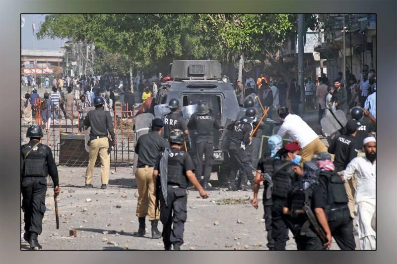 مذہبی جماعت کا احتجاج، ٹریفک کا نظام تیرے دن بھی درہم برہم، شہری اذیت کا شکار