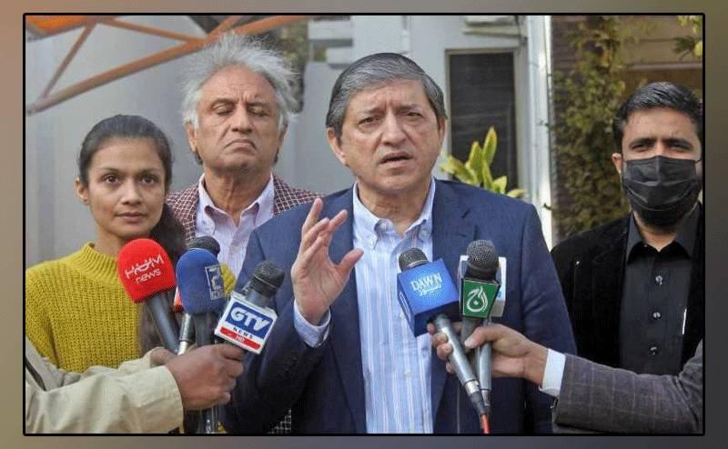 پی ڈی ایم ٹوٹی نہیں صرف اختلافات ہیں، جلد حل کیا جا سکتا ہے: سلیم مانڈوی والا