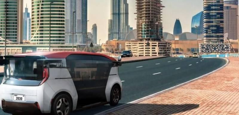 دبئی میں 2023 میں جدید ترین خود کار گاڑیاں چلیں گی