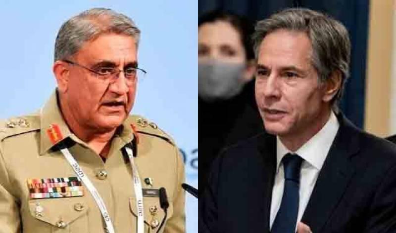 پاکستان افغان امن عمل کی کامیابی کا متمنی ہے، آرمی چیف