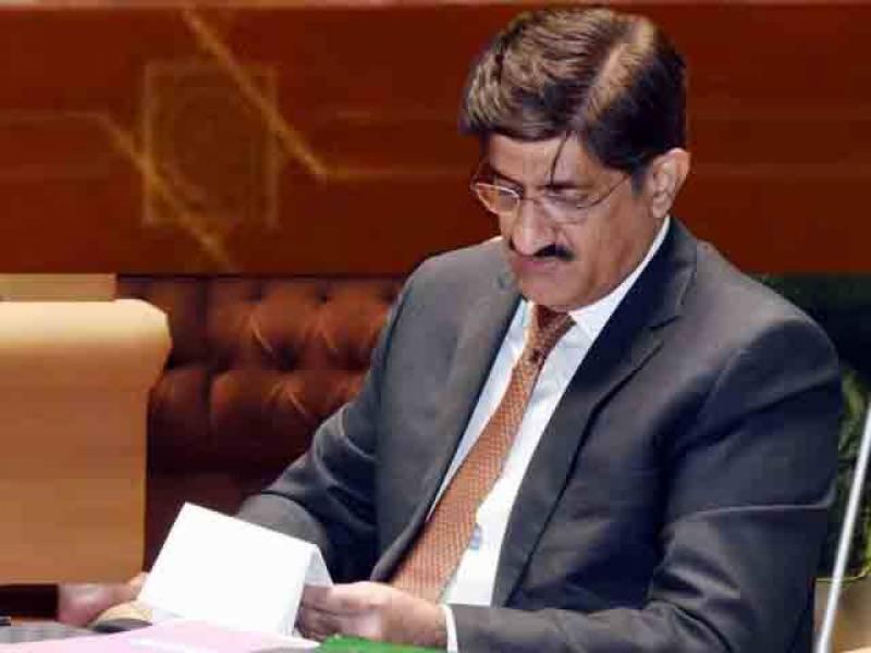 وزیراعلیٰ سندھ نے صوبے میں مزید پابندیوں کا عندیہ دے دیا