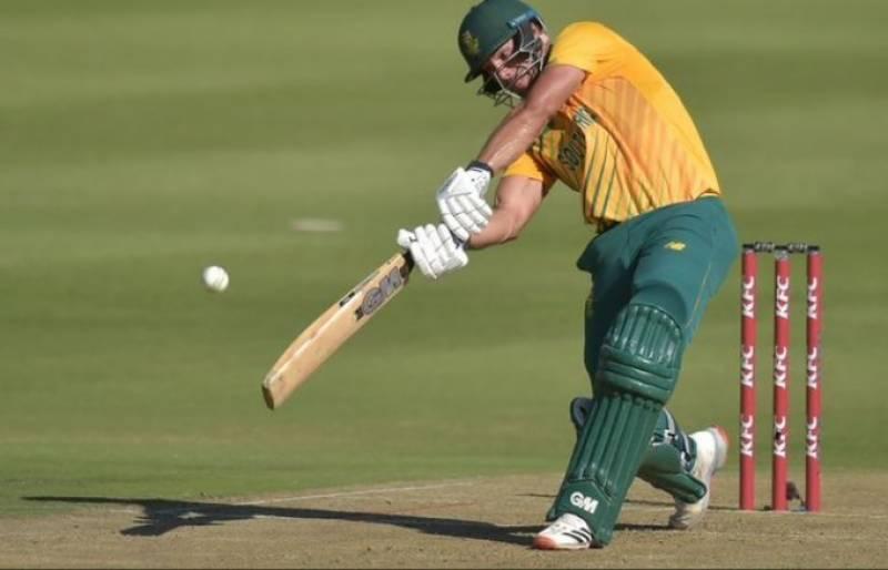 جنوبی افریقہ کا پاکستان کو جیت کیلئے 204 رنز کا ہدف
