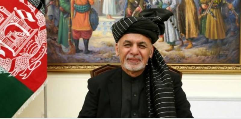 افغان صدر نے امریکی فوجوں کی واپسی کے حوالے سے خاموشی توڑدی
