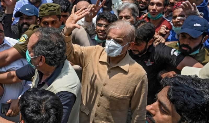 شہباز شریف کو آج کوٹ لکھپت جیل سے رہا کیا جا ئے گا