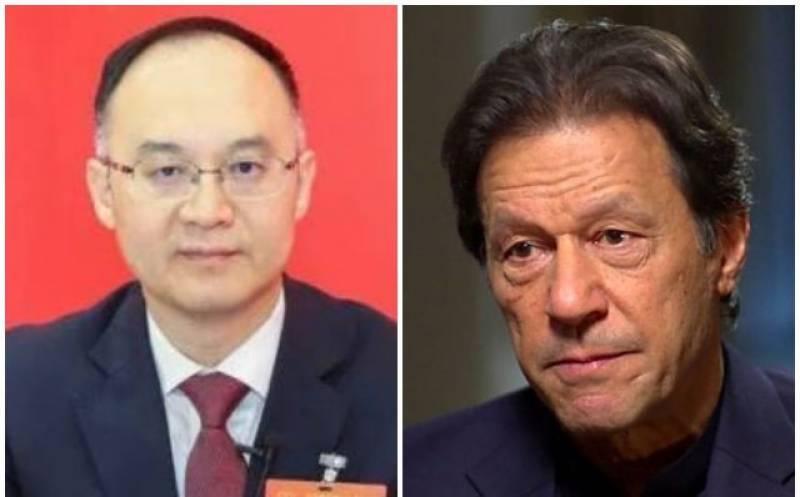 حکومت اور عوام چینی صدر کے جلد دورہ پاکستان کے منتظر ہیں، وزیراعظم عمران خان