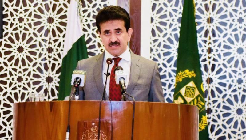 پاکستان افغانستان سے امریکی فوج کے ذمہ دارانہ انخلاء کا حامی ہے، دفتر خارجہ