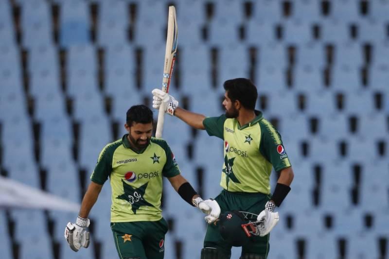 پاکستان اور جنوبی افریقا کے درمیان آخری ٹی ٹوئنٹی میچ آج ہوگا
