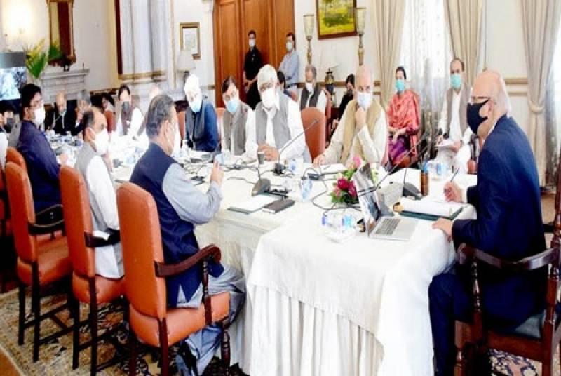 گورنر پنجاب سے چیئرمین سی پیک اتھارٹی عاصم سلیم باجوہ کی ملاقات
