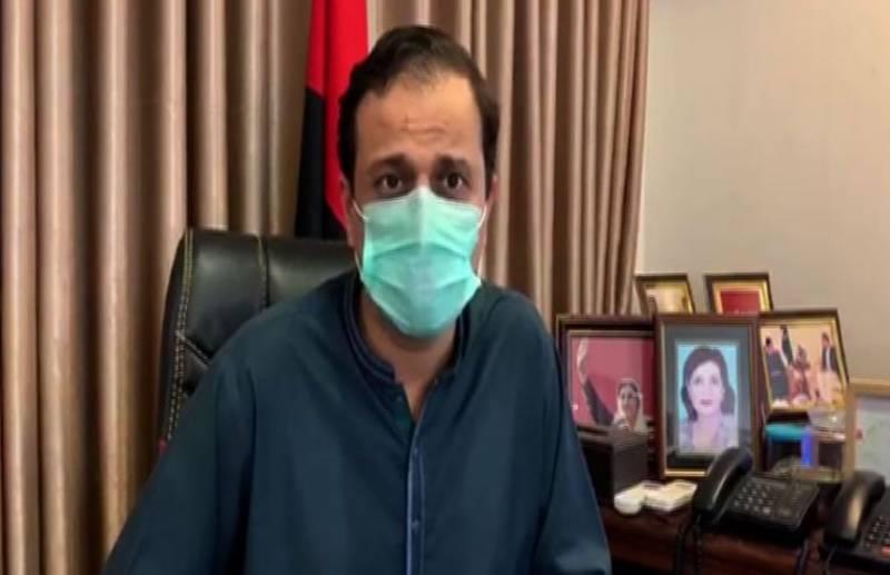 عمران خان دنیا کے واحد لیڈر ہیں جو وزیراعظم ہوتے ہوئے چندہ مانگ رہے ہیں: مرتضیٰ وہاب