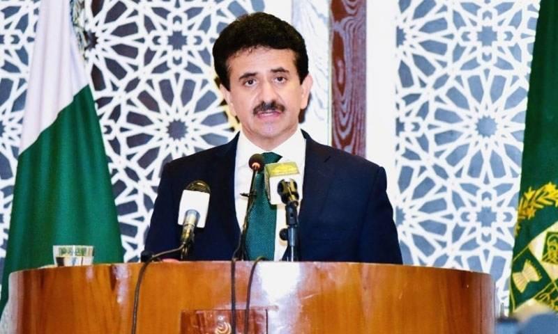 پاکستان کبھی بھارت سے مذاکرات سے نہیں ہچکچایا، ترجمان دفتر خارجہ