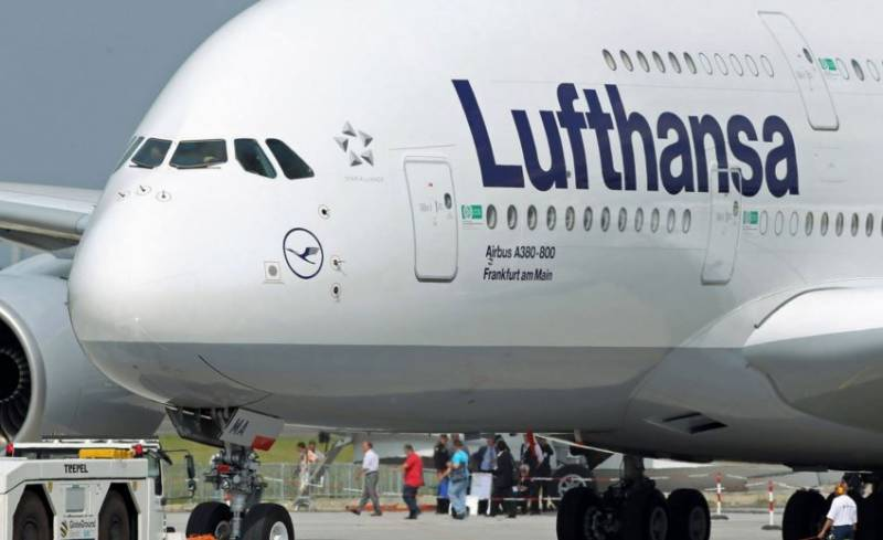 جرمنی، طیارے میں ماسک نہ پہننے، ہنگامہ کرنے پر 6 اسرائیلی گرفتار