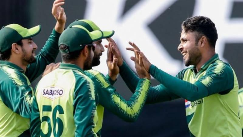 چوتھا ٹی 20، جنوبی افریقہ نے پاکستان کو جیت کے لئے 145 رنز کا ہدف دے دیا