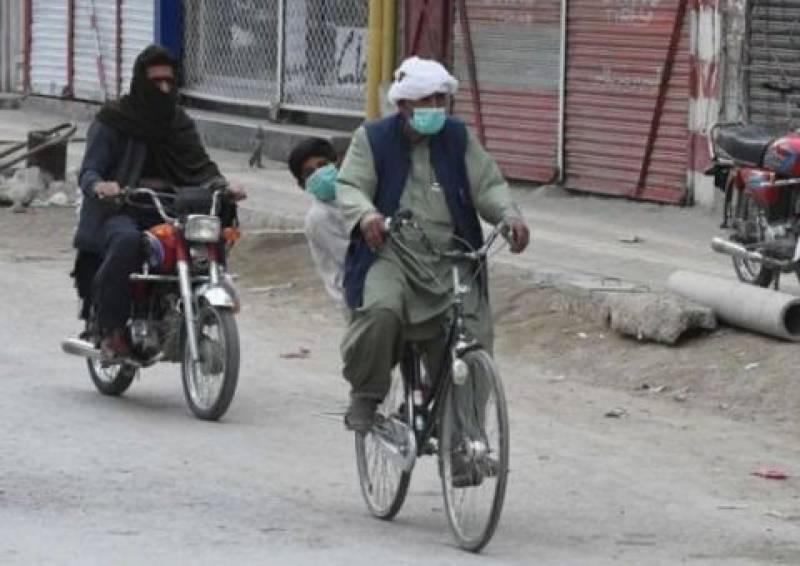 بلوچستان میں کورونا وائرس کے حوالے سے نئی پابندیوں کا اعلان