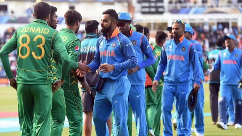 ٹی 20 ورلڈ کپ، بھارت نے پاکستانی کھلاڑیوں کو ویزے دینے کی منظوری دیدی
