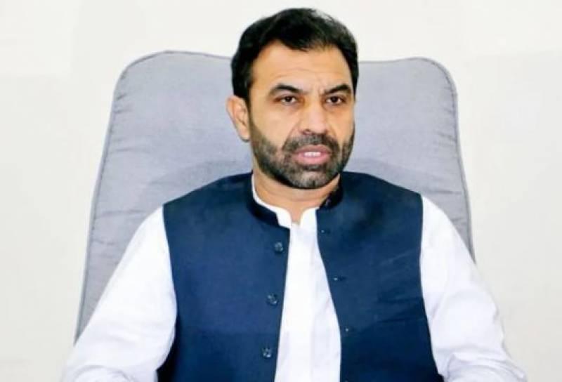 وزیراعلیٰ خیبرپختونخوا کے مشیر ضیاء اللہ بنگش عہدے سے مستعفی