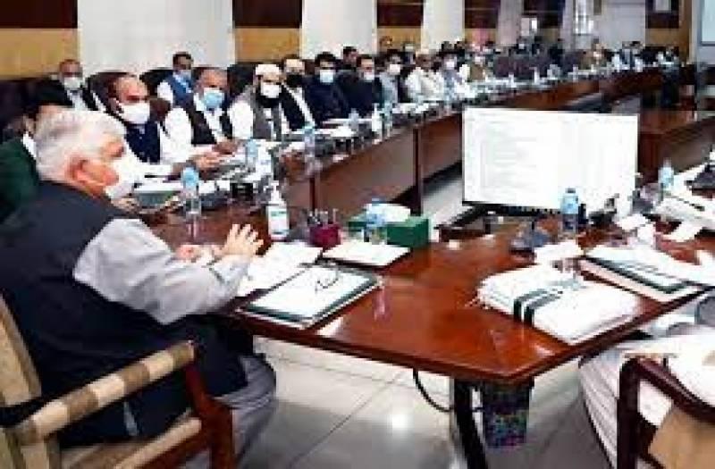 خیبر پختونخواہ کابینہ کے مزید دوارکان نے استعفے دے دیئے
