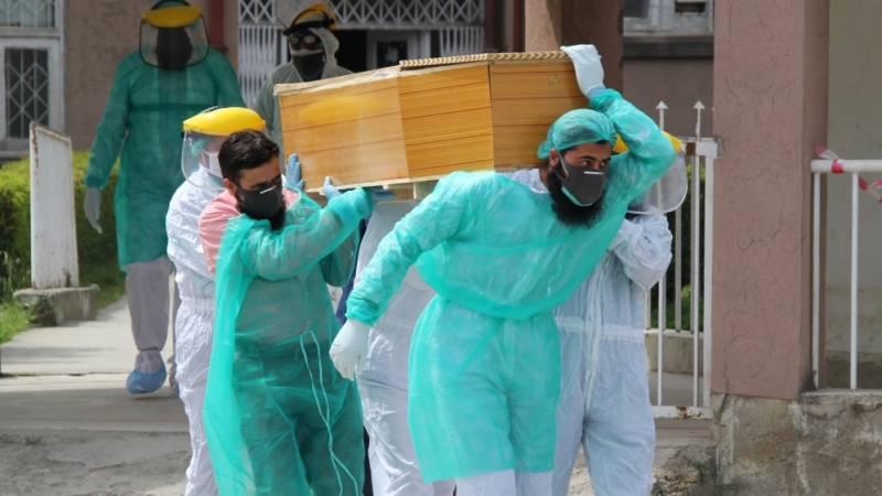 ملکی تاریخ کا ہولناک ترین دن،کورونا سے 149 افراد جاں بحق،6127 نئے کیس رپورٹ