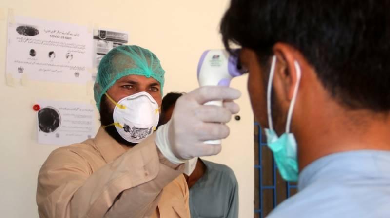 پنجاب میں کورونا کی صورتحال سنگین،97 جاں بحق،آئی سی یوز بھر گئے
