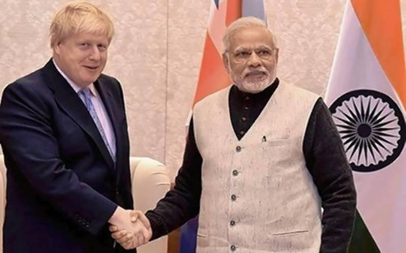 برطانوی وزیراعظم نے بھارت کا دورہ منسوخ کردیا
