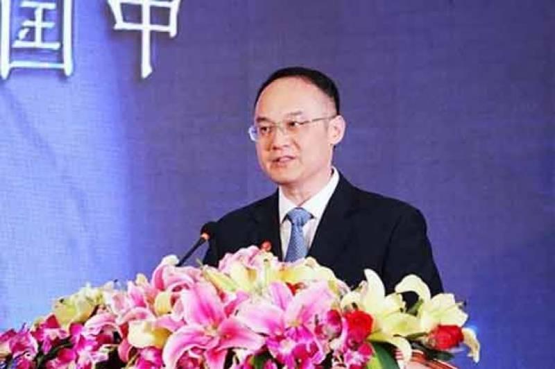 سی پیک کے حوالے پاکستانی عوام بہت جلد خوشخبری سنے گی، چینی سفیر