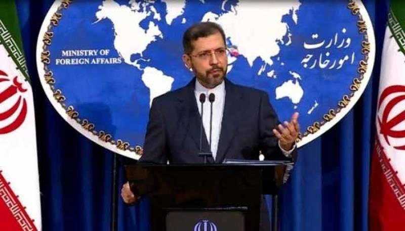 سعودی عرب کے ساتھ ڈائیلاگ کا ہمیشہ خیر مقدم کیا ہے، ایران