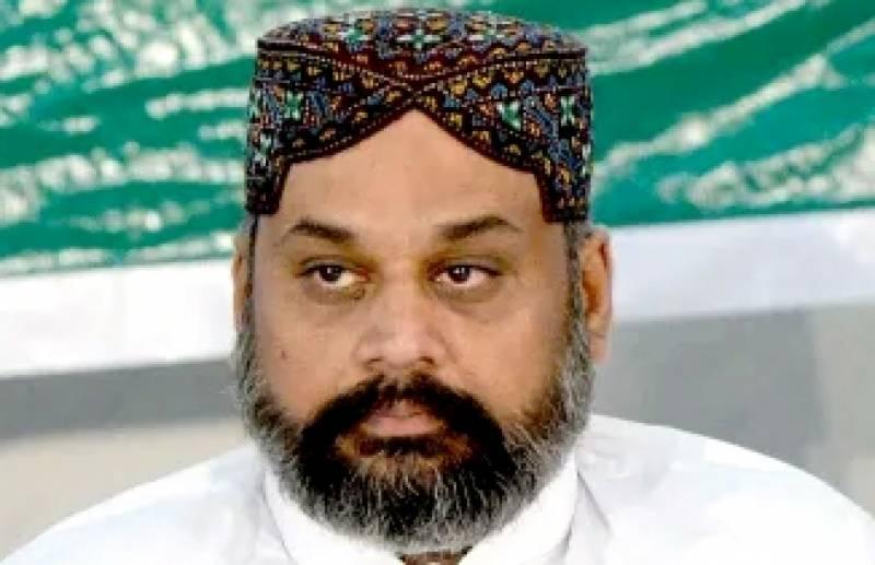 سعد رضوی نے کارکنان سے پرامن رہنے کی اپیل کی ہے: صاحبزادہ حامد رضا