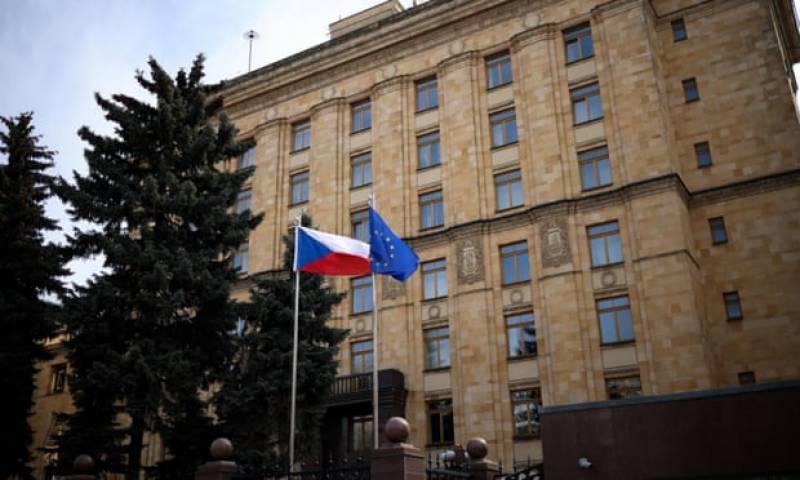 روس نے امریکا کے بعد جمہوریہ چیک کے بھی 20 سفارتکار ملک بدر کردیے
