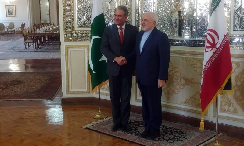 وزیرخارجہ کا دورہ امارات مکمل،ایران روانہ