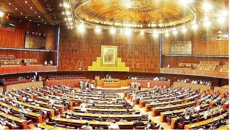 National Assembly Pakistan, TLP, Khadam Rizvi, Saad Rizvi, TLP Ban in Pakistan