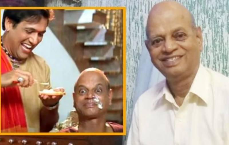 معروف بھارتی اداکار انتقال کرگئے