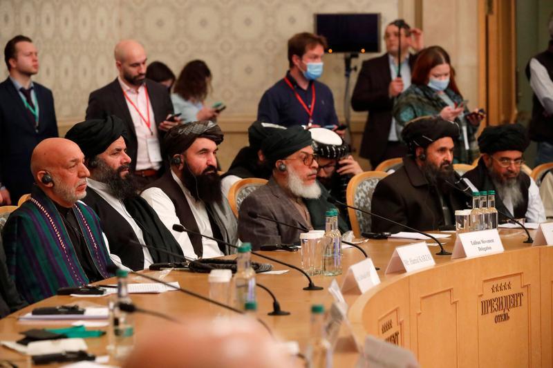 افغان امن کانفرنس طالبان کی عدم شرکت کے باعث ملتوی کردی گئی