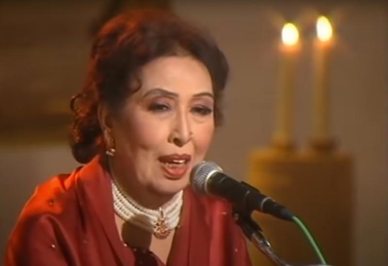 ملکہ غزل اقبال بانو کو مداحوں سے جدا ہوئے12برس بیت گئے