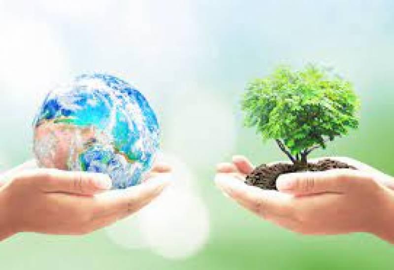 دنیا بھر میں زمین سے محبت کے اظہار کیلئے آج