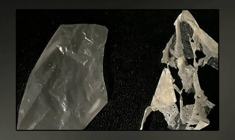 سائنسدان اپنی طویل کاوشوں میں کامیاب، ماحول دوست پلاسٹک تیار کر لیا