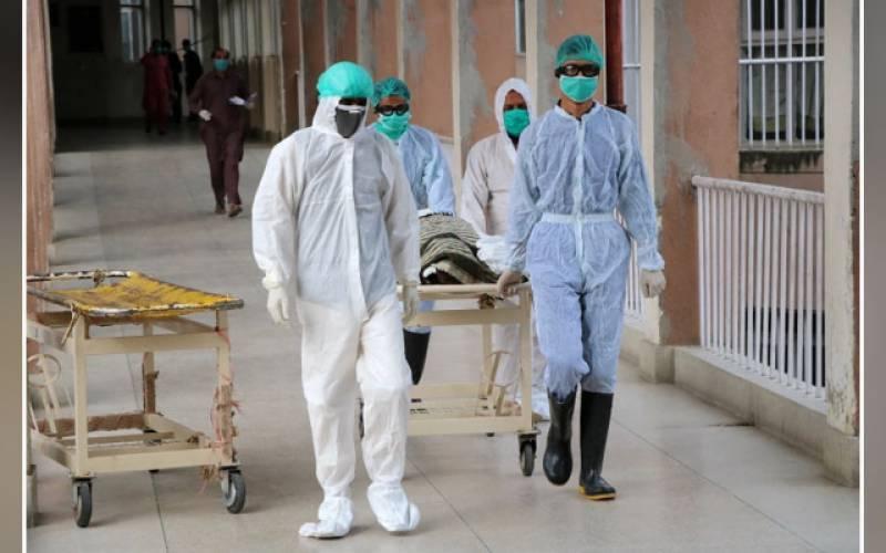 پاکستان میں عالمی وبا سے مزید 144 مریض جان گنوا بیٹھے