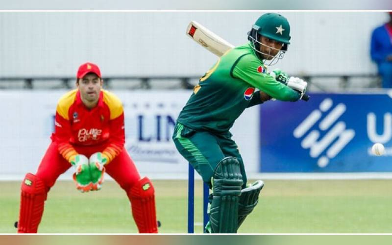 پاکستان اور زمبابوے کے درمیان دوسرا ٹی 20 آج کھیلا جائے گا