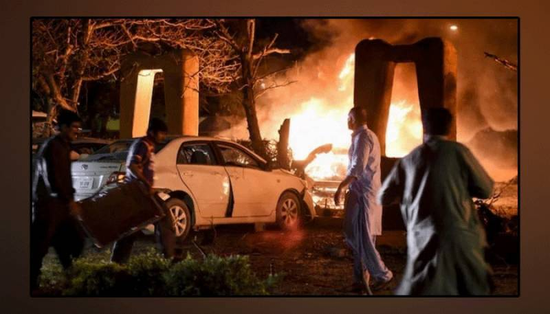 کوئٹہ دھماکہ: تفتیش میں اہم پیشرفت، پولیس کو فوٹیج سے اہم سراغ مل گیا