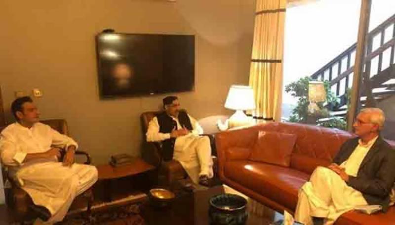 جہانگیر ترین سے مزید ارکان اسمبلی کی ملاقاتیں، مکمل حمایت کی یقین دہانی