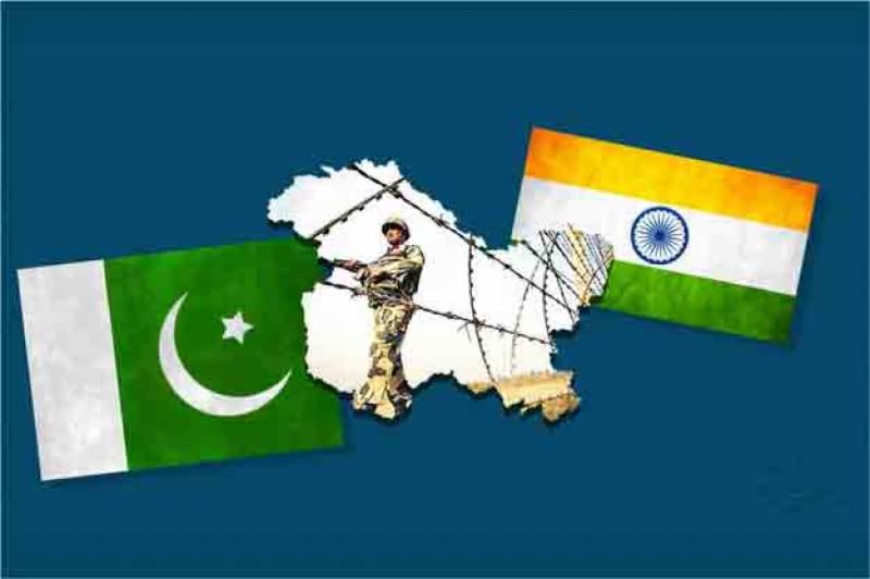 بھارت سے مذاکرات کو پاکستان نے مقبوضہ کشمیر کی صورتحال سے مشروط کر دیا