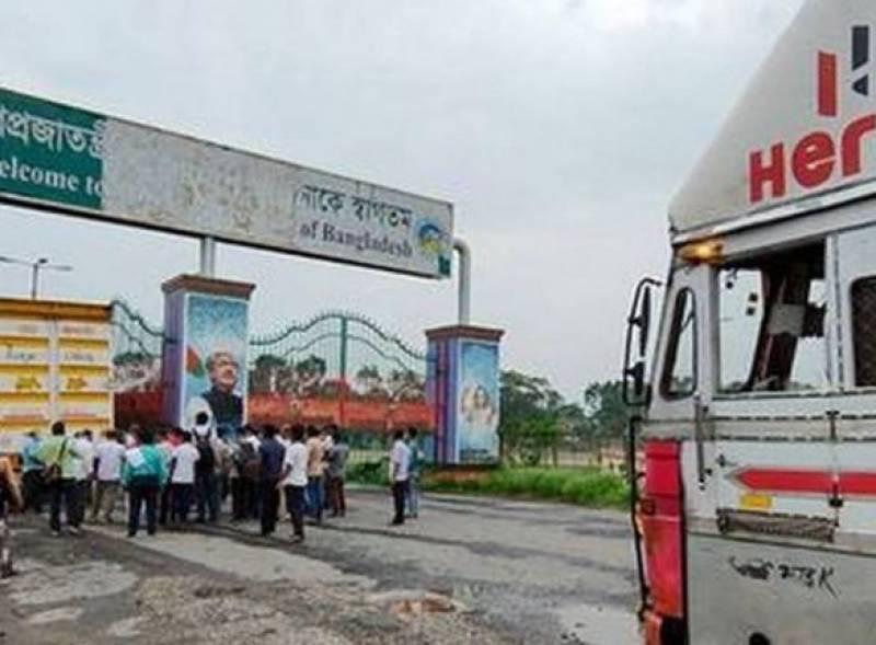 کورونا وائرس کی تباہ کاریاں ، بنگلہ دیش نے بھارت سے سرحد بند کردی