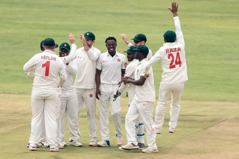پاکستان کے خلاف ٹیسٹ سیریز کیلئے زمبابوے کی ٹیم کا اعلان